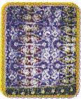 Motif Batik Banten Kesatriaan