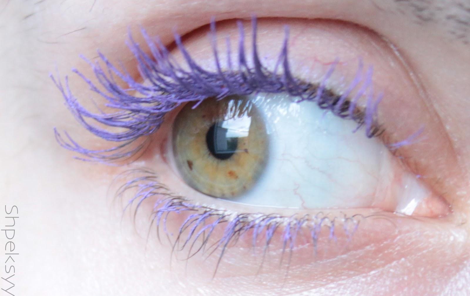sh ima blog essence colour flash mascara review