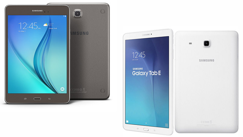 samsung galaxy tab a and tab e review features more. Black Bedroom Furniture Sets. Home Design Ideas