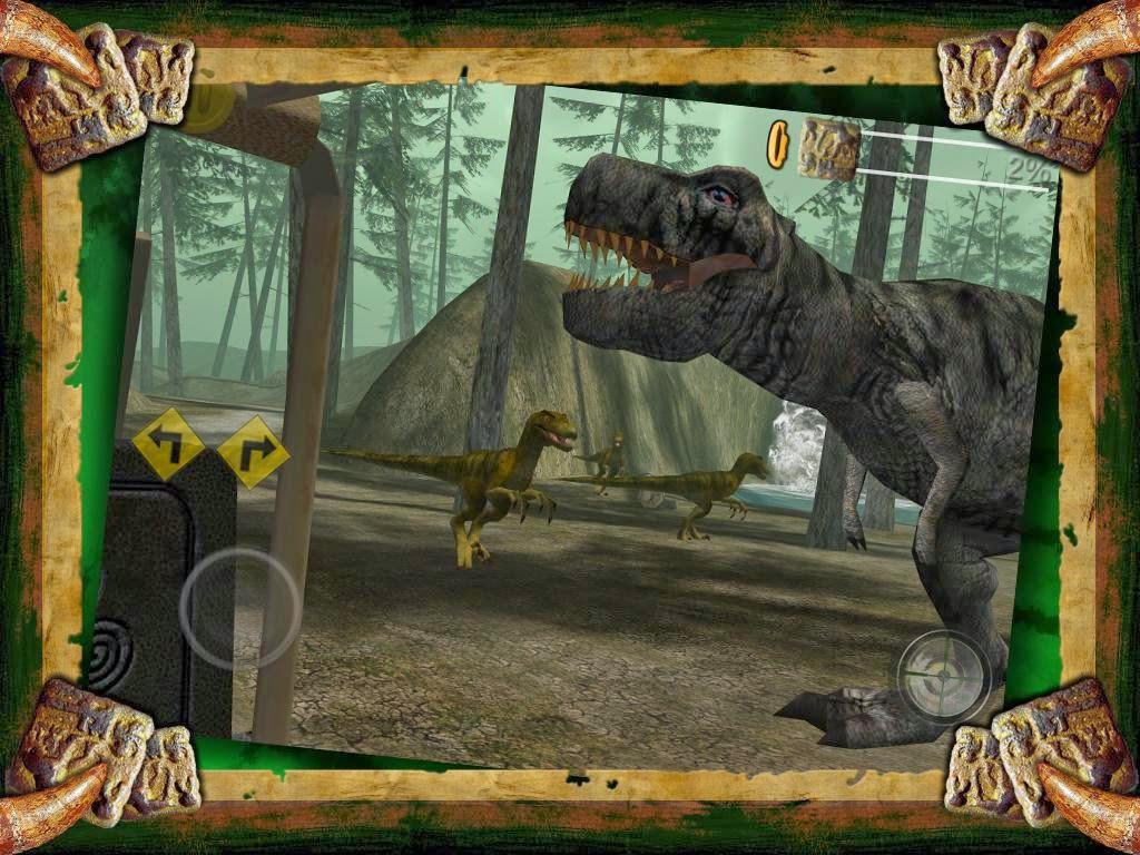 Dinosaur Safari (Dinazor Vurma) Android Apk Oyunu resimi 3