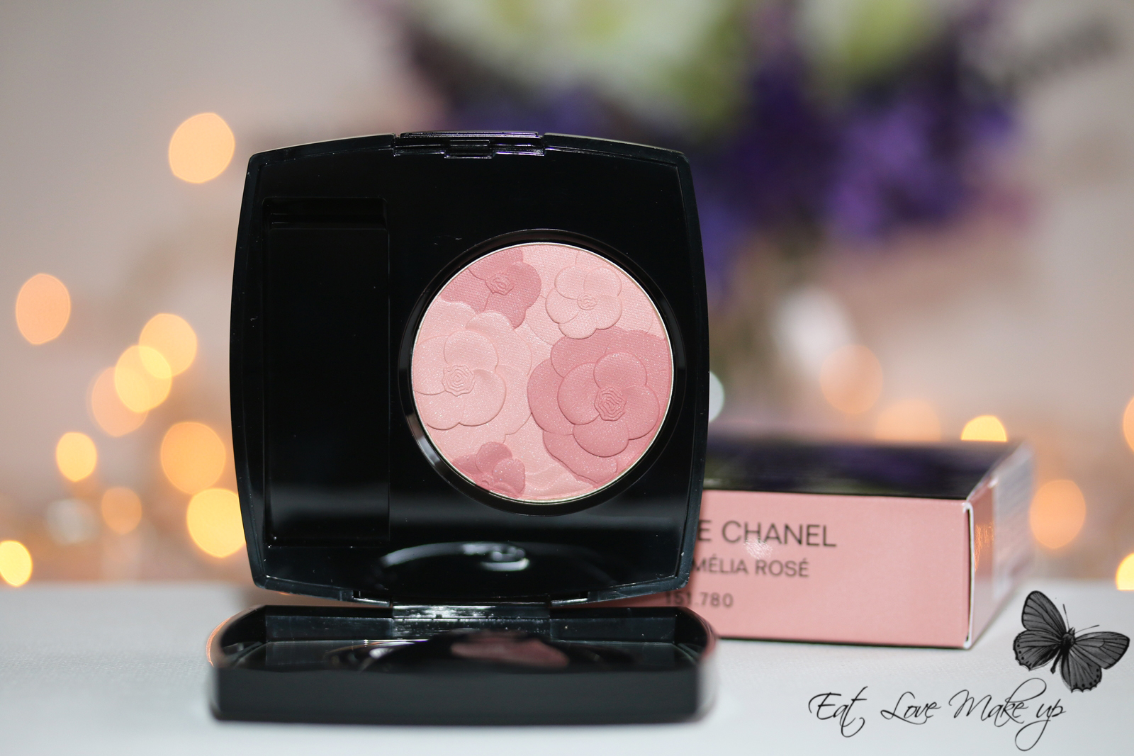 Chanel Blush Camelia Rose