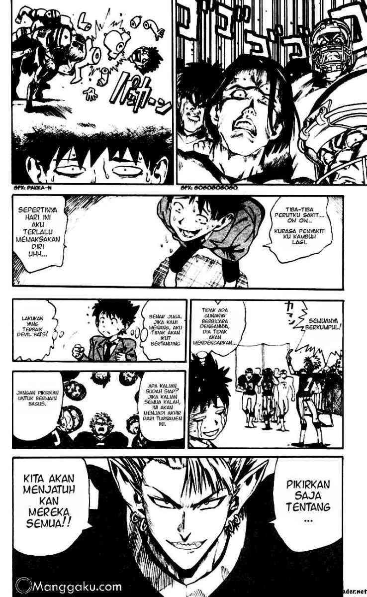 Komik eyeshield 21 004 - tendang bokong mereka 5 Indonesia eyeshield 21 004 - tendang bokong mereka Terbaru 13|Baca Manga Komik Indonesia|