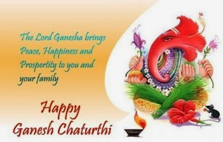 Ganesh Chaturthi Wallpapers Wishes