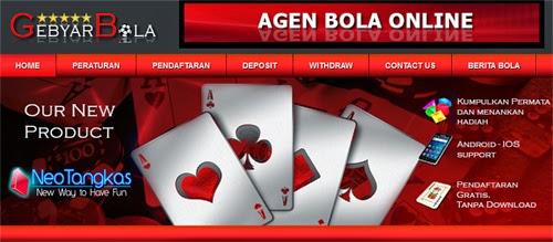 GebyarBola.org Agen Bola Casino SBOBET 338A Indonesia Terpercaya