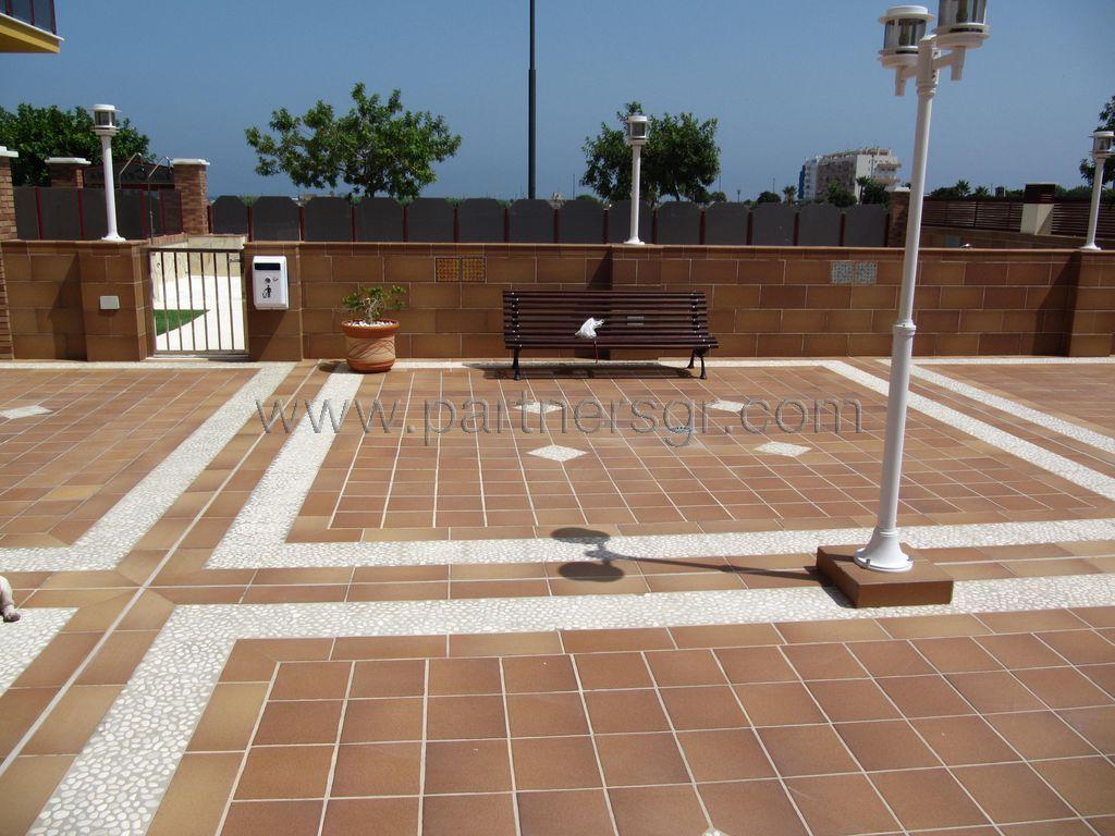 Terra antiqva 976 46 30 90 gres y cer mica para for Ceramicas para pisos exteriores precios