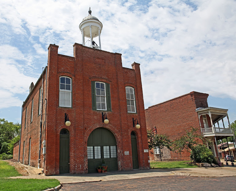 Constitution Fire House, Vicksburg
