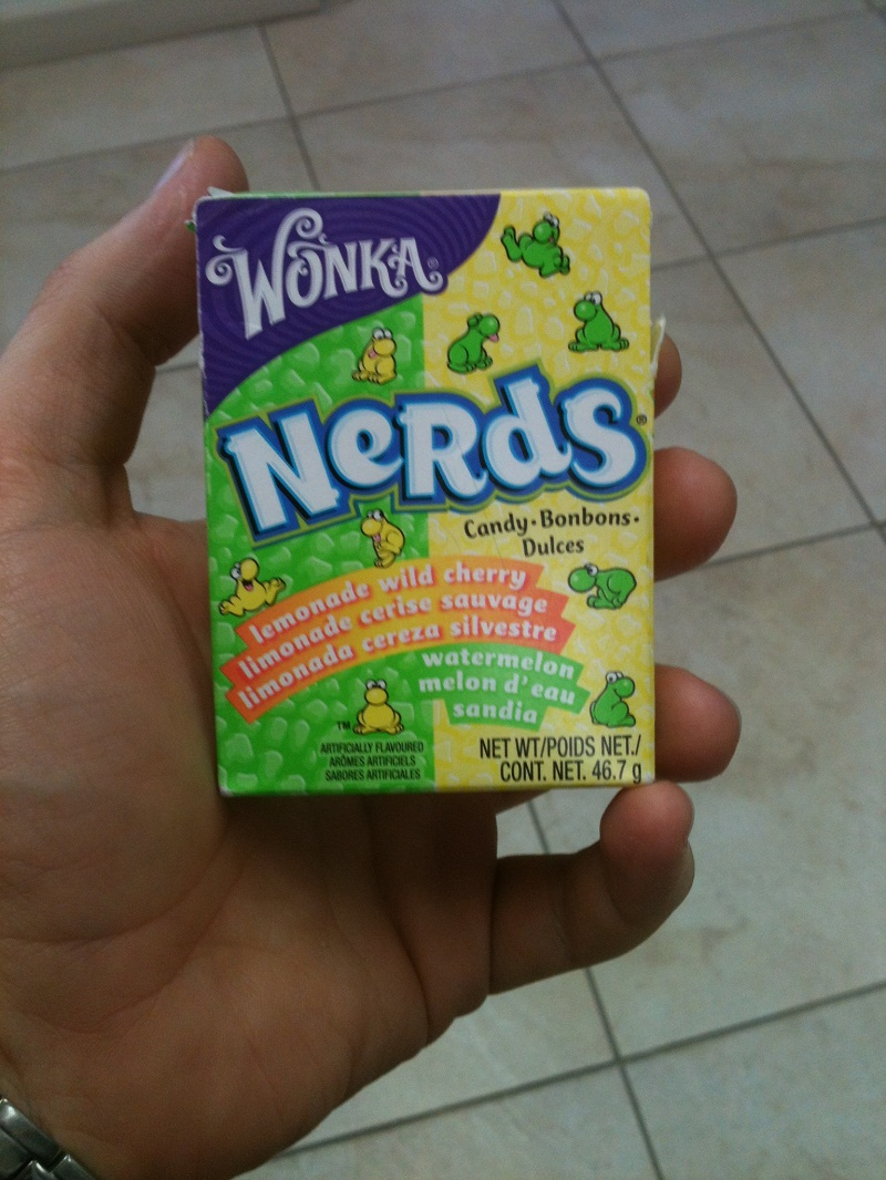 balas para nerds