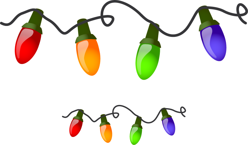 String Lights Clipart Png : Mail4Rosey: November 2014
