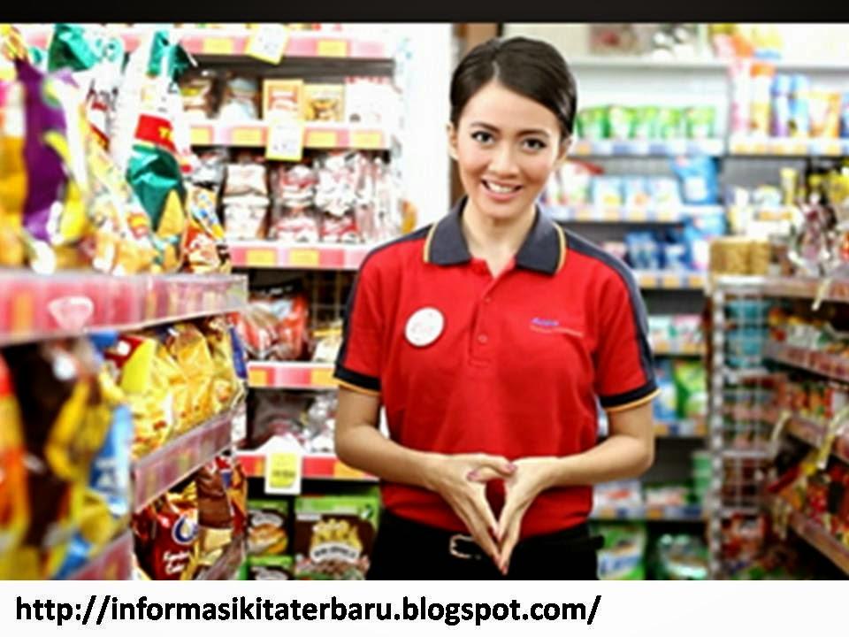 Lowongan Kerja PT Sumber Alfaria Trijaya-Alfamart September 2014