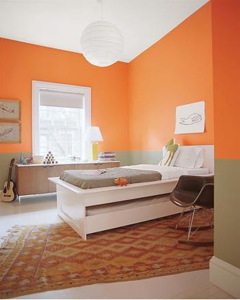 Gis neues Wohnzimmer: Wandfarben Wandgestaltung
