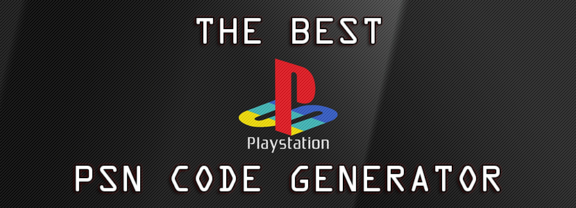 The Best PSN Code Generator