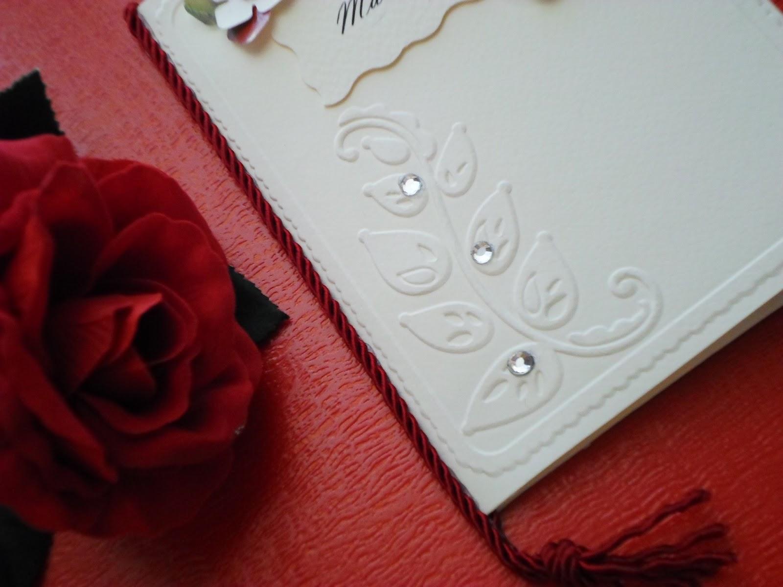 Auguri Matrimonio Zen : Preziose raffinatezze biglietto auguri matrimonio fai da te