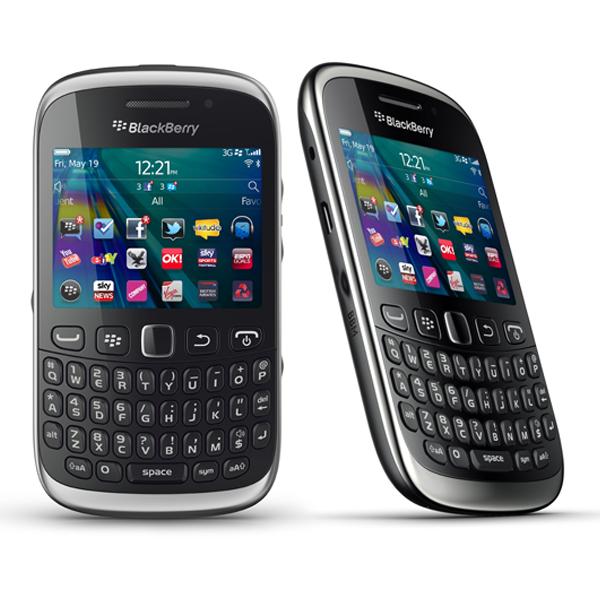 Spesifikasi Dan Harga BlackBerry Curve 9320 Armstrong Black Terbaru