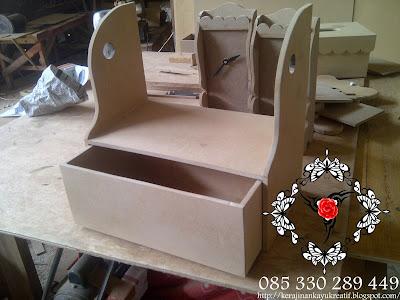 Desain Model Souvenir Kerajinan Dari Kayu MDF Murah