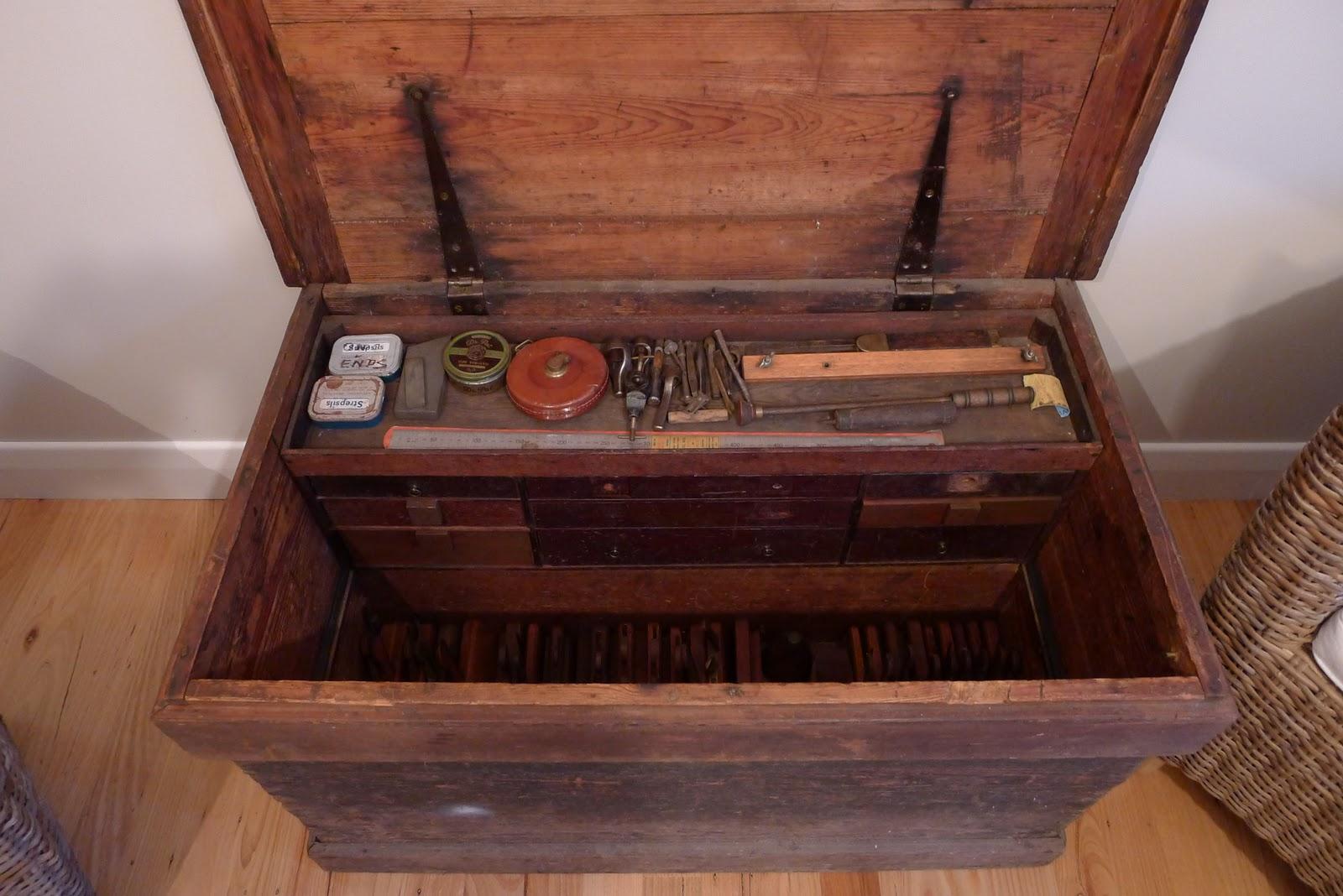 Rundell & Rundell: The George Thwaites Tool Chest