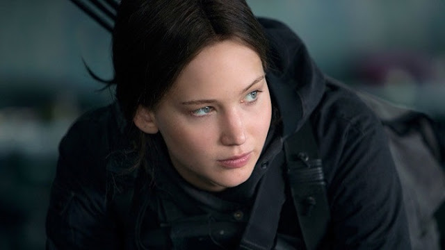 Jennifer Lawrence | The Hunger Games: Mockingjay – Part 2