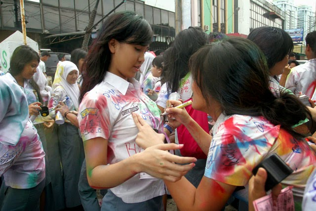 Kepala Sekolah Larang Kotori Seragam, Setelah Ke lulusan Sekolah