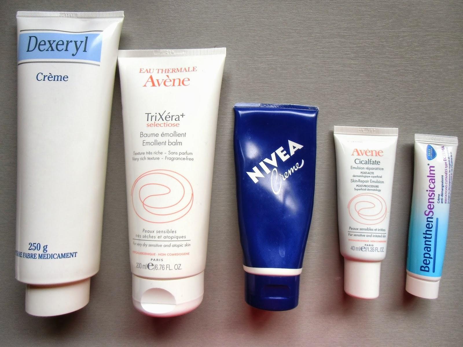 dexeryl eczema