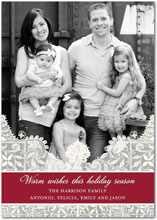 <b>Blue Ribbon for Tiny Prints Holiday Collection</b>