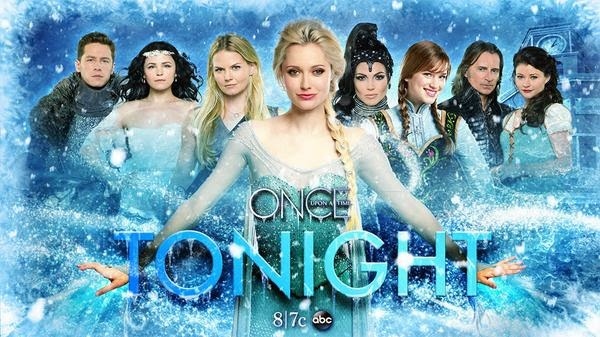 Once Upon a Time - Season 4 - Tonight - Banner