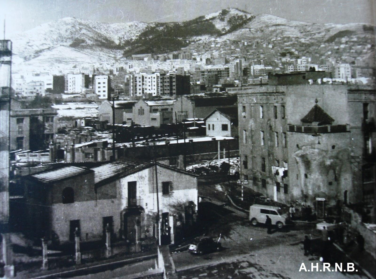 El blog de l 39 arxiu hist ric de roquetes nou barris el - Casa bloc sant andreu ...