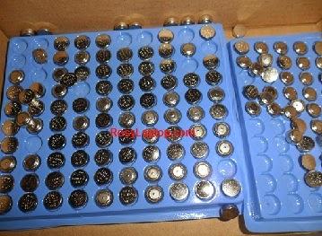 Baterai Kancing / Kalkulator Kecil LR41