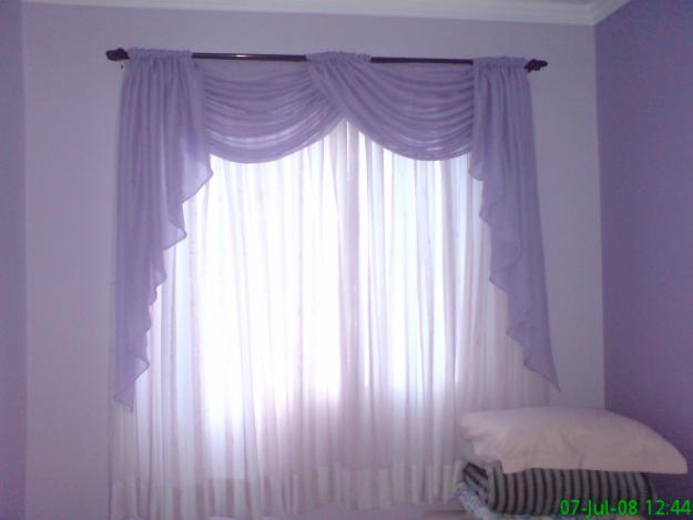 Cantinho da vov jenny cortinas e band s - Bandos para cortinas ...