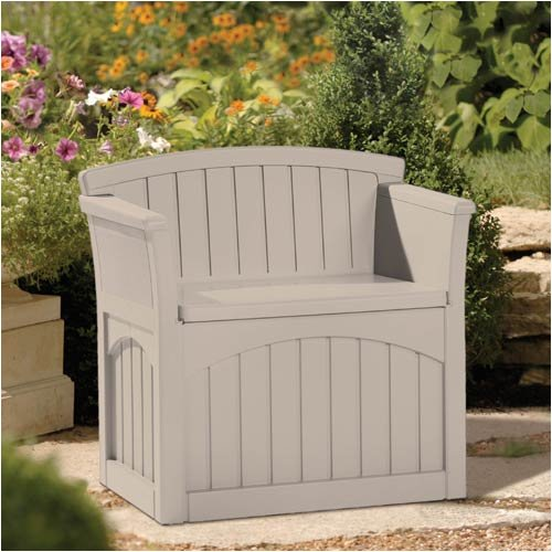 outdoor bench with storage outdoor patio storage bench