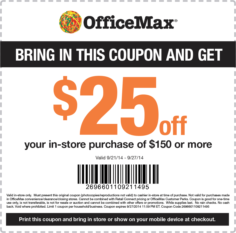 Like Office Depot coupons? Try these...