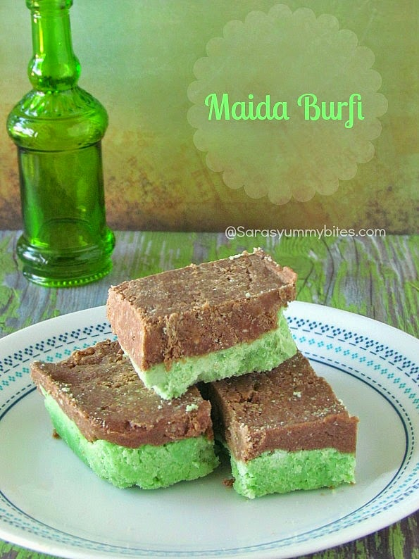 how to make maida in hindi