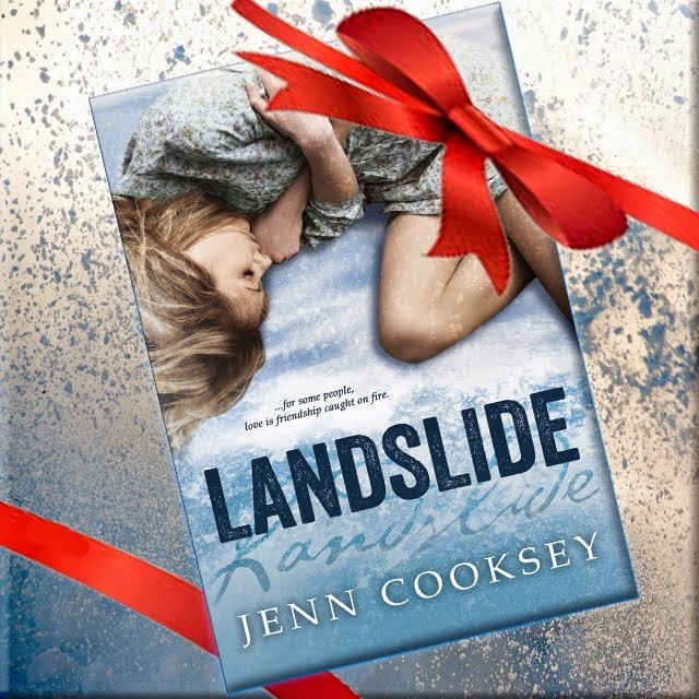 Landslide, a novel by Jenn Cooksey