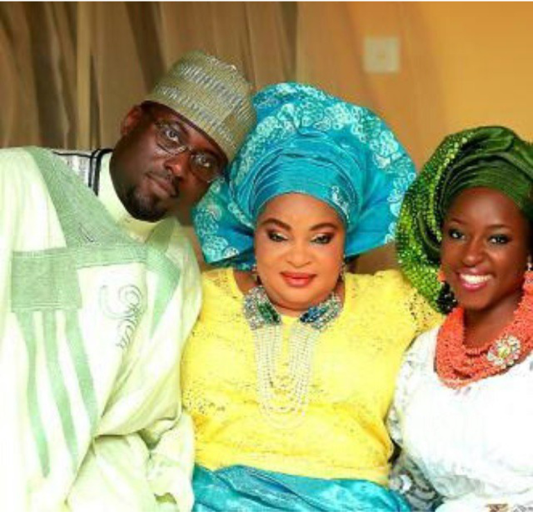 Socialite,Iyalode Adunni Bankole dies on daughter's wedding day ...