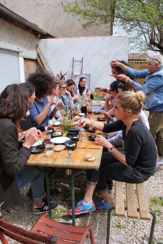 Blogger's session avec AnouckB / Photos Atelier rue verte /