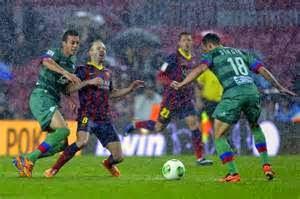 Prediksi Pertandingan : Barcelona vs Levante