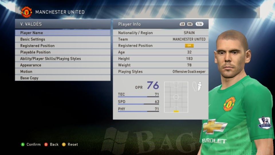 Update PES 2015 Patch dari PTE Patch 5.0