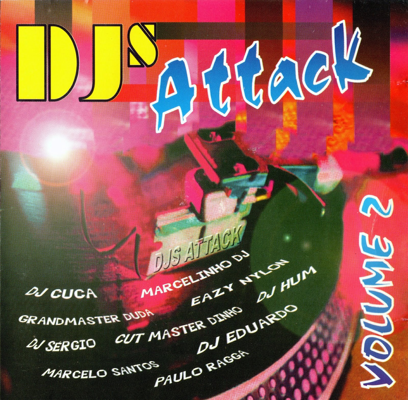 Djs Attack Volume 2