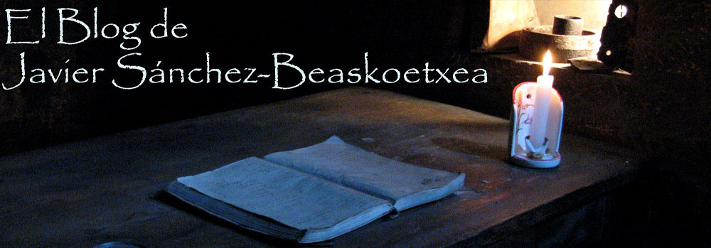 Blog de Javier Sánchez-Beaskoetxea