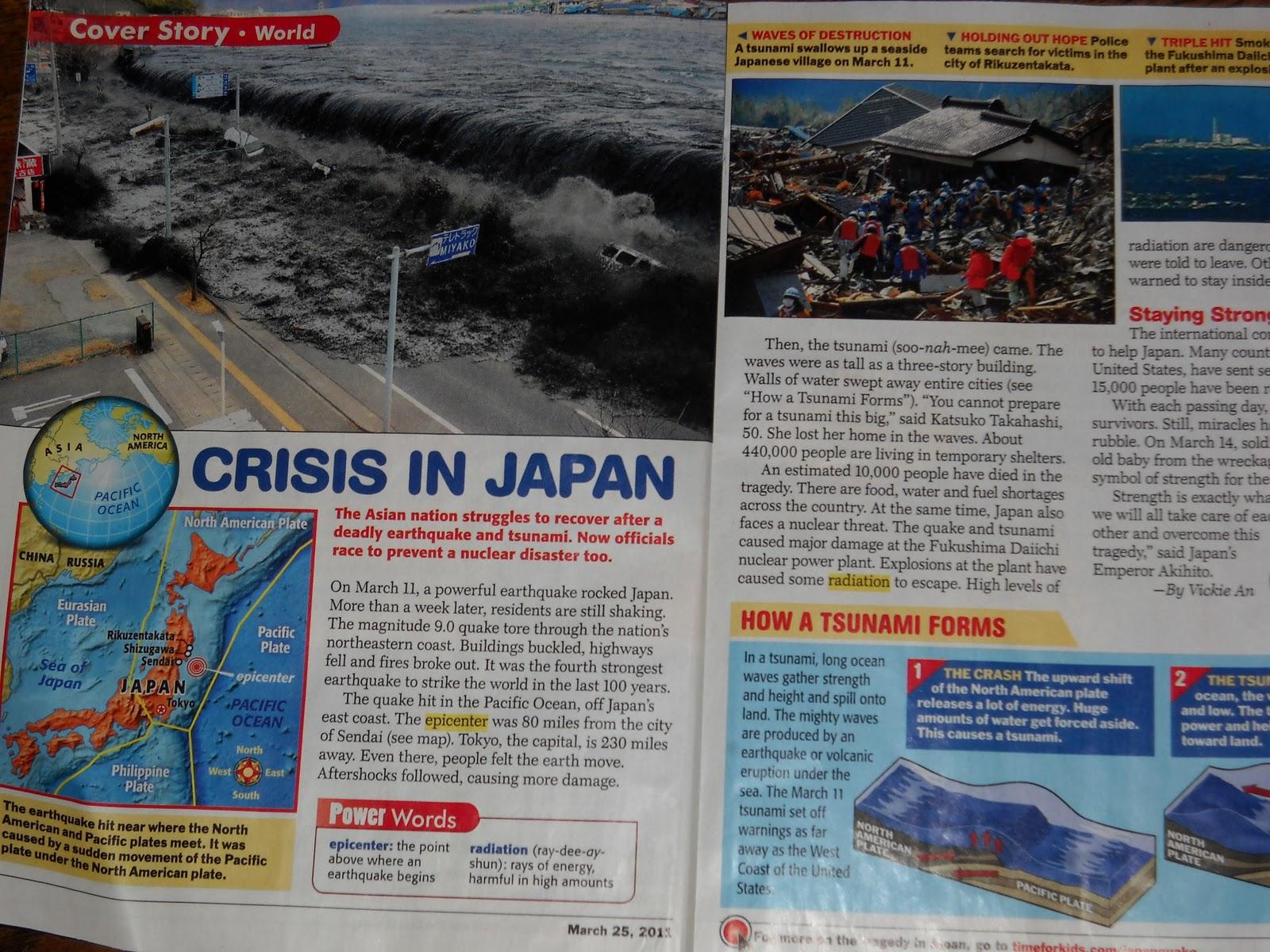 More Than ABC: Japan Crisis - photo#36