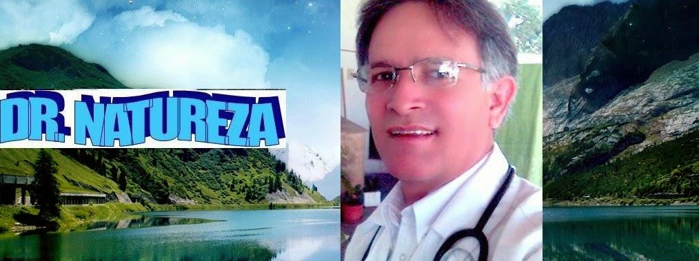 DR. NATUREZA - RECEITAS!