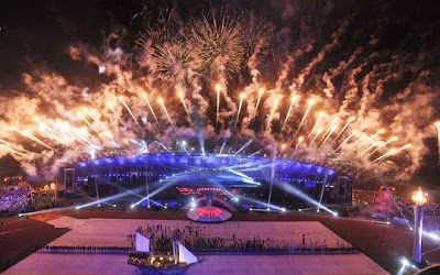 26th SEA Games Closing Ceremony