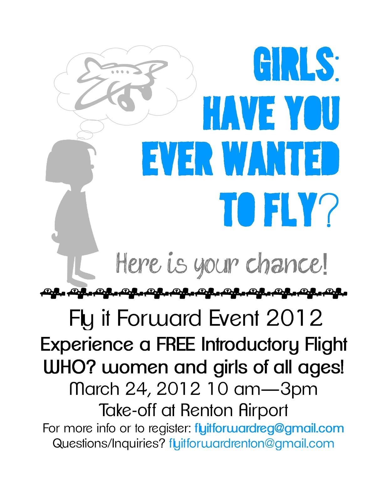 flight to success girls wings flying scholarship thursday 15 2012