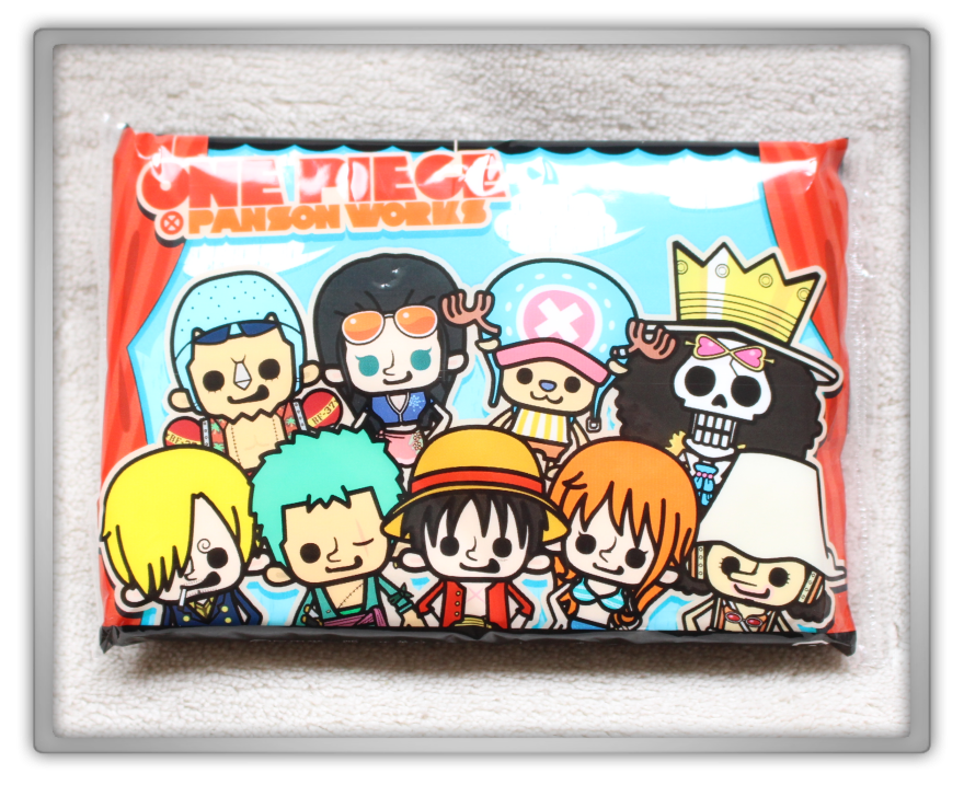 Candysan Japanese Candy gift present one piece tissues panson works