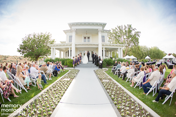 Moore Mansion Wedding Photography tricities wa