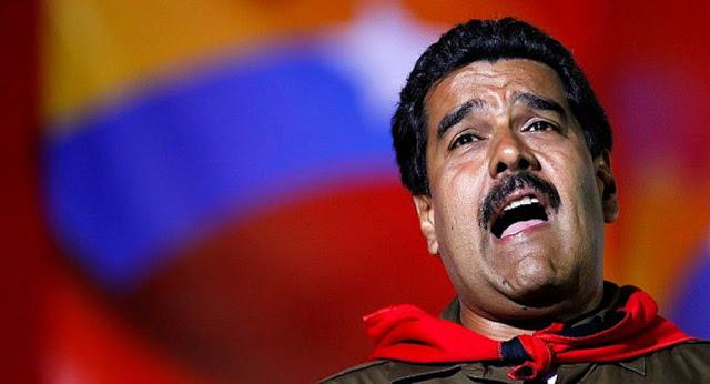 Ο πρόεδρος της Βενεζουέλας Νικολάς Μαδούρο.. Κατηγορεί τη CIA για συνωμοσία για την ανατροπή του!!!