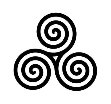 Celtic Symbols Druids and the Spirals of Life ~ iKnowPedia - The Ton ...