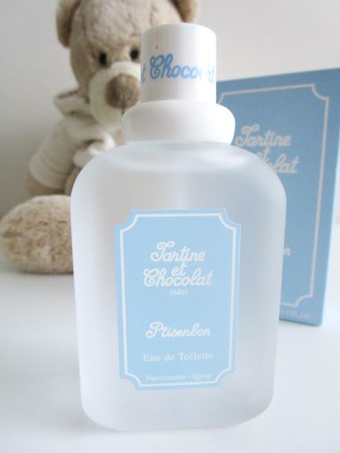 Perfumes para bebés: Tartine et Chocolat