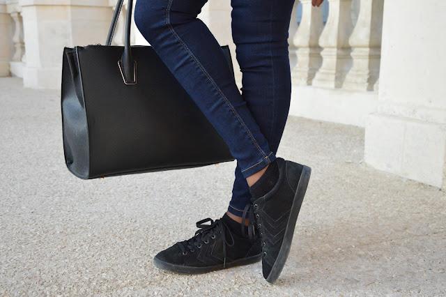 blog mode afro, blog mode marseille, look, casual chic, basket hummel