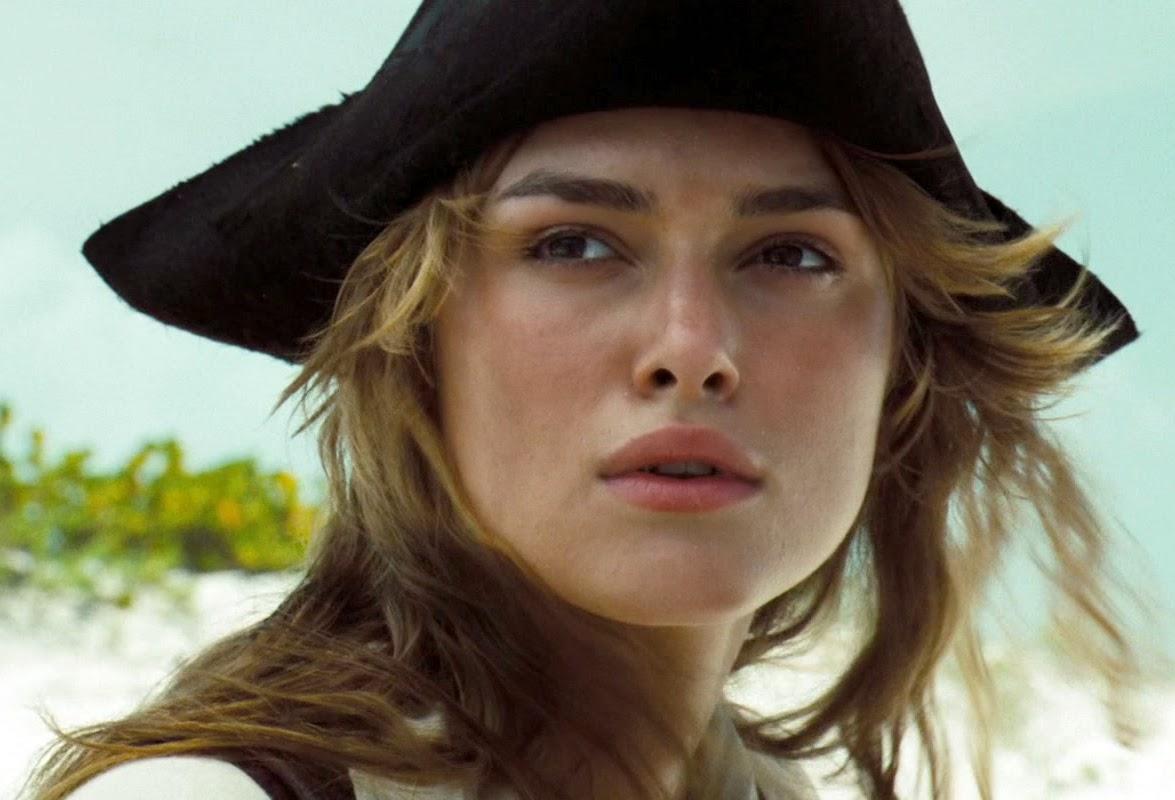 Натали Портман Пираты Карибского Моря