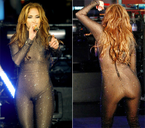jennifer lopez hot american idol