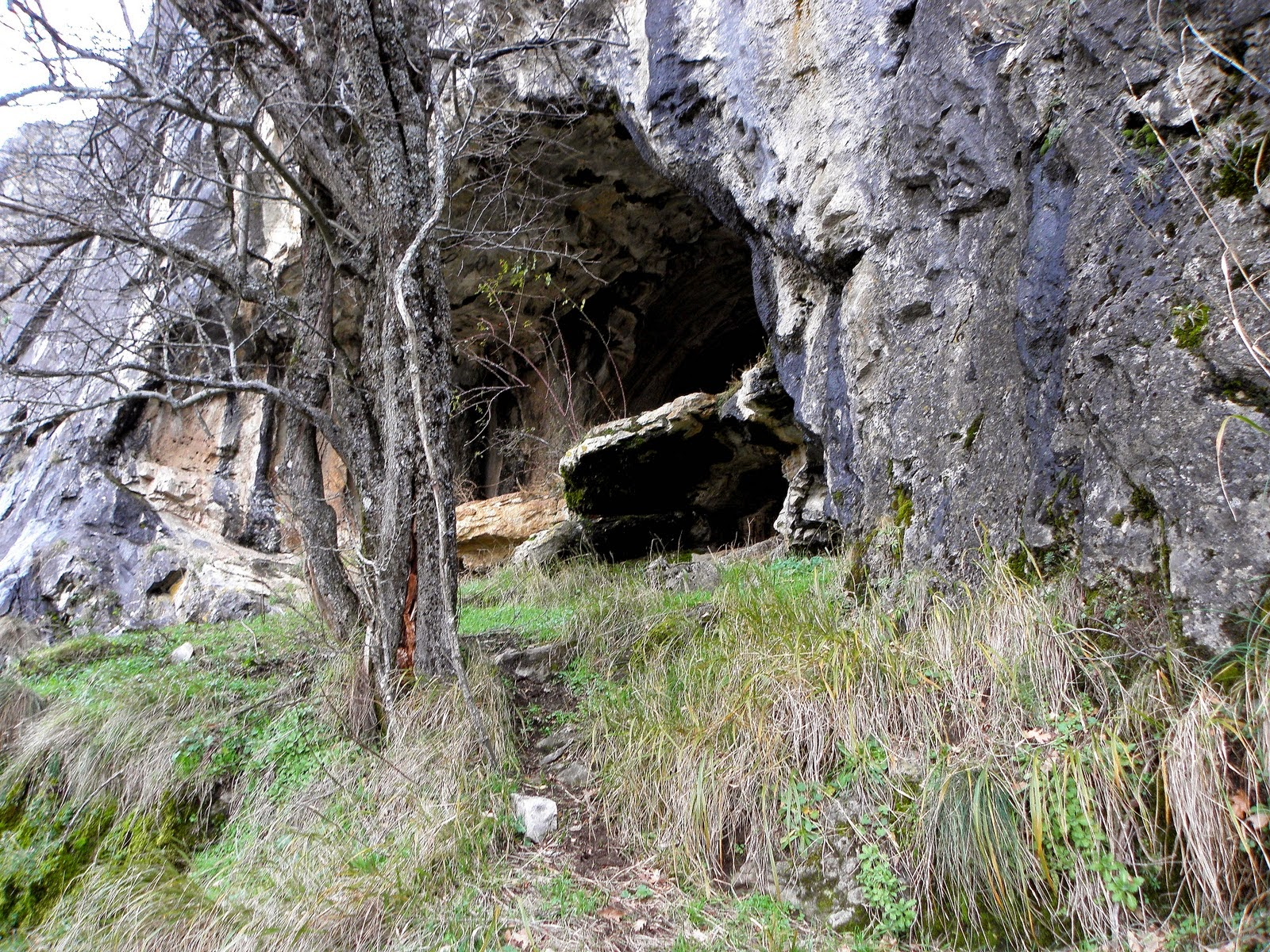 Cueva del tiempo de Teziutlán